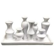 chic vase, white rectangle