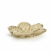 aerin small sculpted flower dish