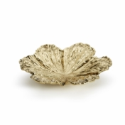 aerin sculpted flower dish