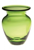 Lime Posy Vase