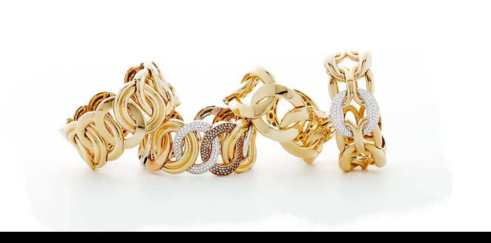 Gold Cuffs 2
