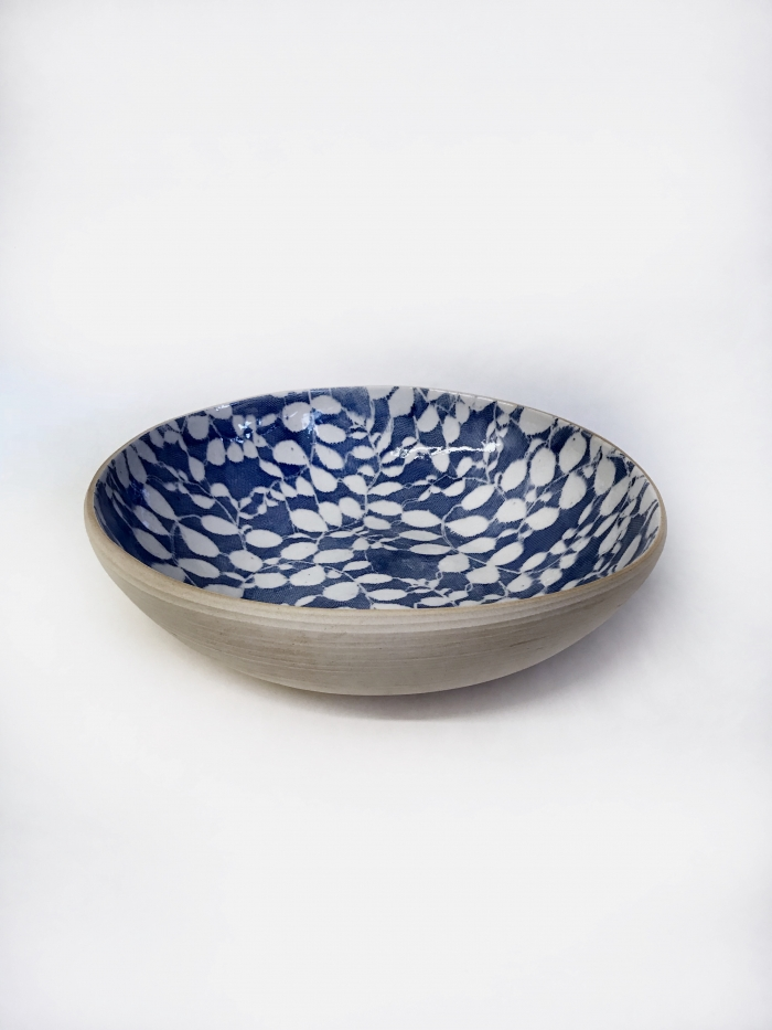 8 inch bowl aspen Cobalt