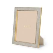 aerin dove classic shagreen frame 8x10