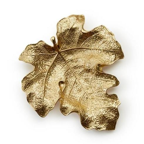 aerin maple leaf dish