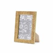 aerin gold linen frame