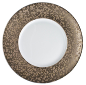 Big Bang Bronze Dinner Plate