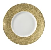 Big Bang Gold Dessert Plate