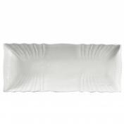 Vecchio Ginori White Lg Rect Platter