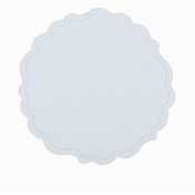 Victoria Placemat white/white