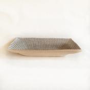 Asparagus Platter Strata Mocha