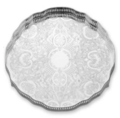 "12"" Round Gallery Tray"