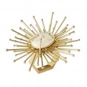 Flare Napkin Ring Gold