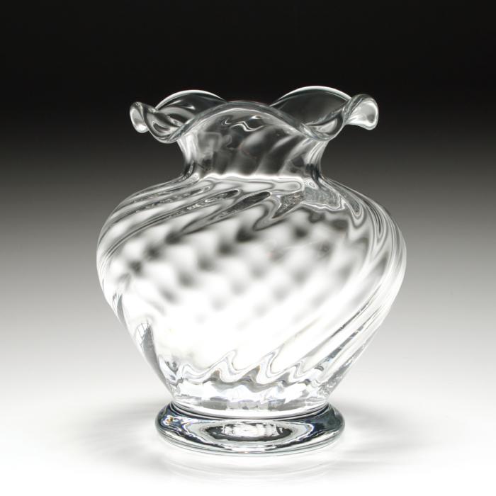 Dakota Spiral Vase