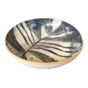 terrafirma ceramics zebra charcoal