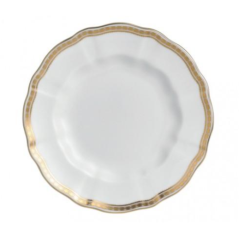 Carlton Gold Salad Plate