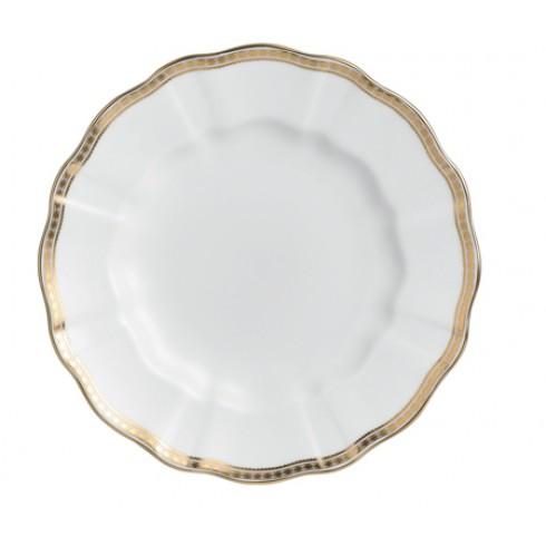 Carlton Gold Dinner Plate