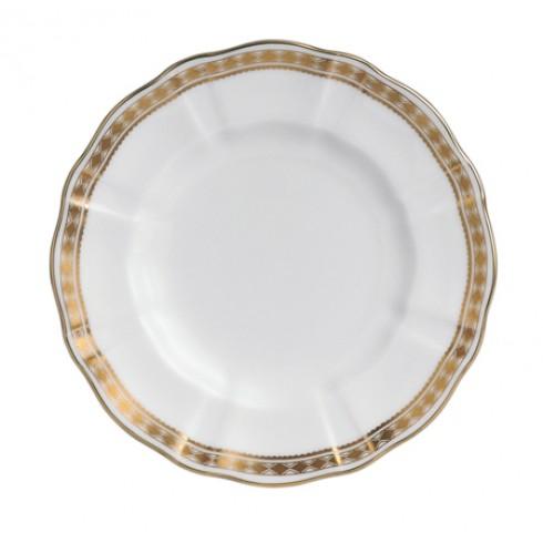 Carlton Gold Bread & Butter Plate
