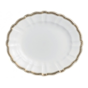 Carlton Gold Large Platter