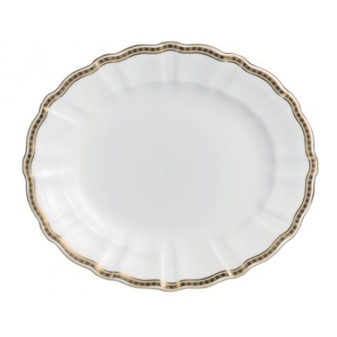 Carlton Gold Large Platter