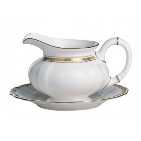 Carlton Gold Sauce Boat Stand