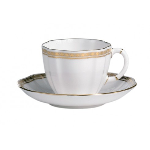 Carlton Gold Tea Cup