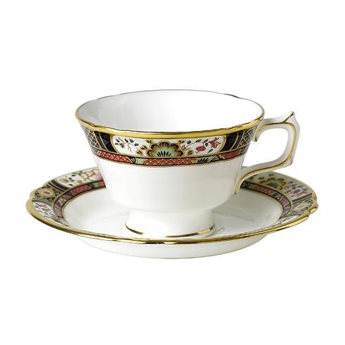 Chelsea Garden Tea Saucer Elizabeth Bruns Inc