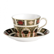 Old Imari Tea Saucer