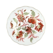 Season Accent Plates Autumn Gold Accent Plate