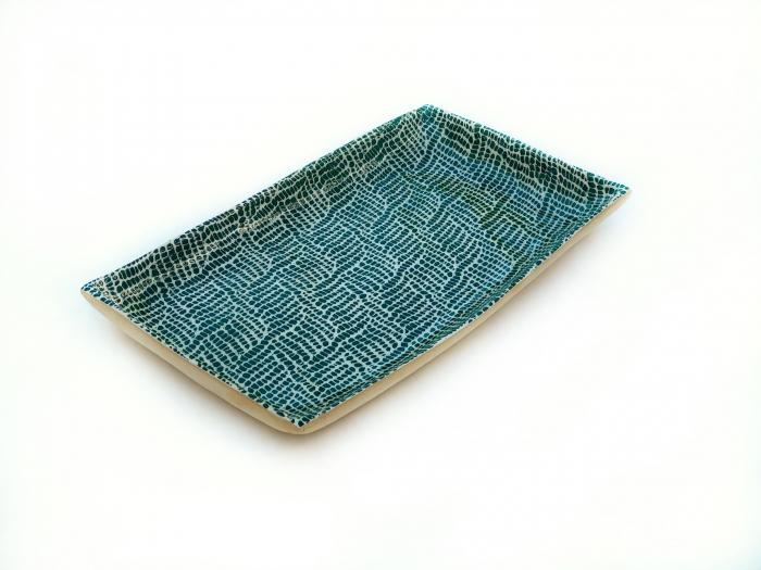 Medium Stack Platter Braid Pine