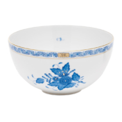 Herend Chinese Bouquet Blue Small Bowl