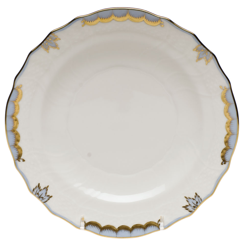 Light Shop Sale Victoria: Princess Victoria Light Blue Salad Plate