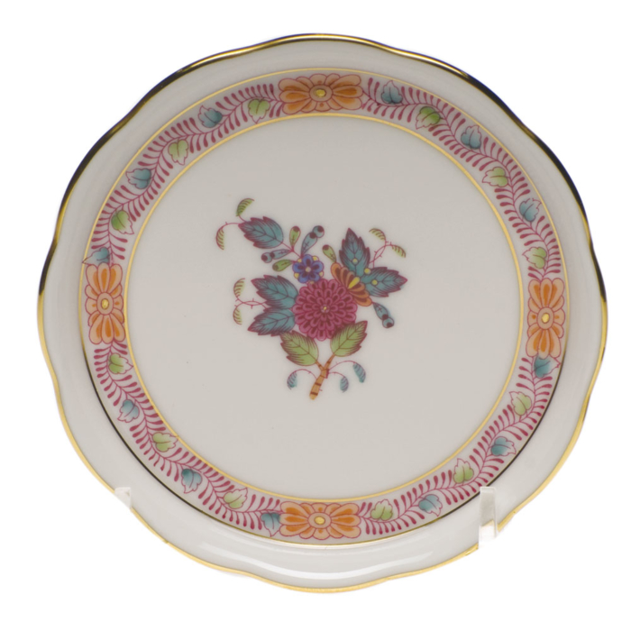 """Chinese Bouquet Multi Coaster 4""""D"""