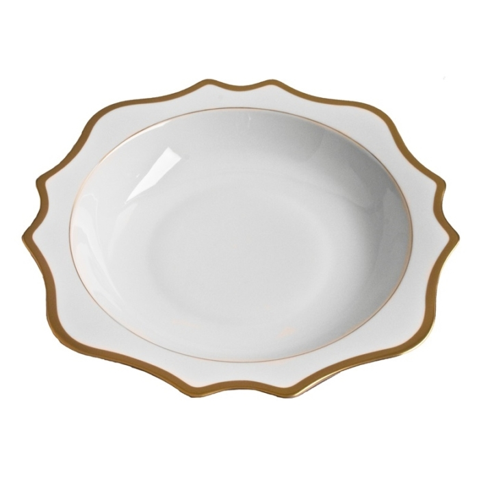 anna weatherley antique white with gold