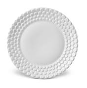 Aegean White Dessert Plate