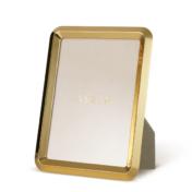 ARCHER 5X7 FRAME, GOLD