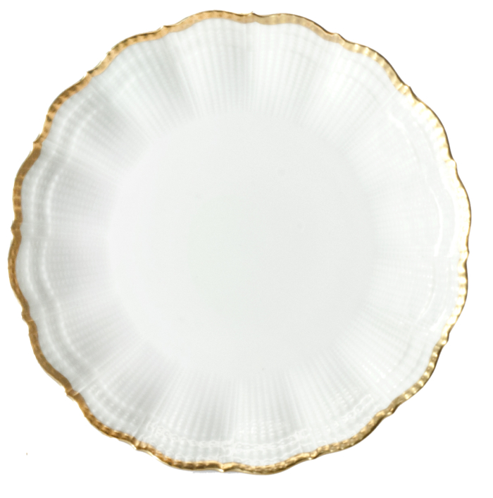 Corail Or Dinner Plate