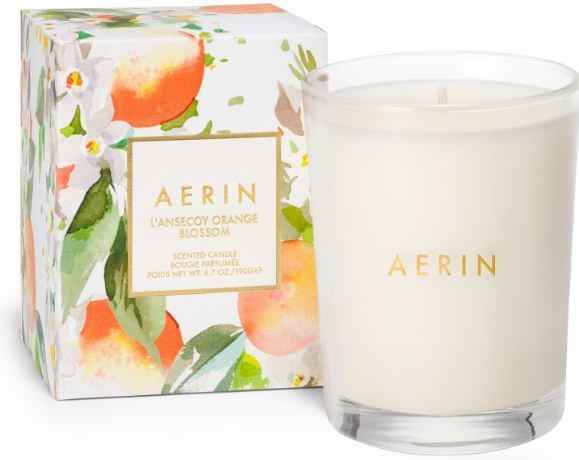 Aerin Lansecoy Orange Blossom Candle