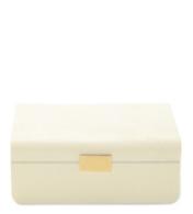 Aerin Modern Shagreen Box Cream