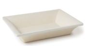 Aerin Shagreen Rectangular Tray Cream