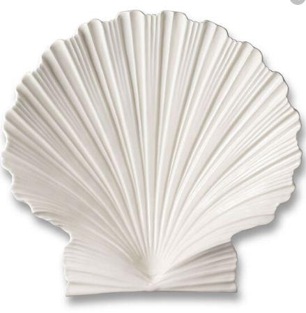 Aerin Shell Platter Large