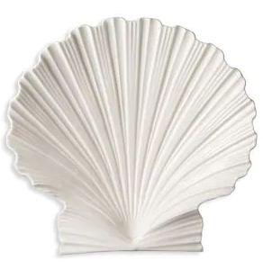 Aerin Shell Platter Medium