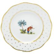 Asian Garden Salad Plate