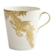 Aves Gold Motif Mug