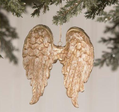 Bethany Lowe Angel Wings Ornament