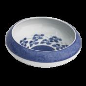 Blue Shou Large Serving Bowl