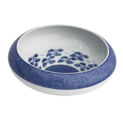 Blue Shou Large Serving Bowl