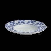 Blue Shou Rimmed Soup