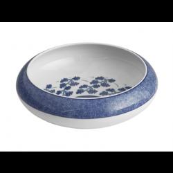 Blue Shou Small Serving Bowl