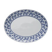 Blue Shou Small Serving Platter