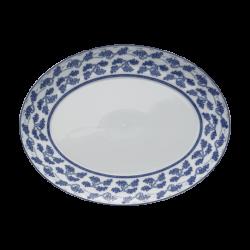 Blue Shou Small Serving Platter